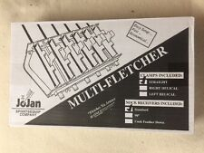 JoJan Fletching Jigs Multi Fletcher With Straight Clamps Model F-60