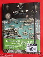 luciano ligabue live box set ligabue giro del mondo deluxe edition 3 cd + 2 dvd