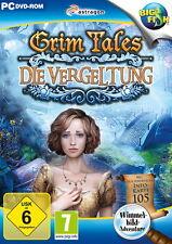 Grim Tales: Die Vergeltung (Wimmelbild) Big Fish Pc-Spiel  NEU & OVP
