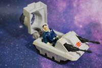 VINTAGE Star Wars COMPLETE MOBILE LASER CANNON VEHICLE + FIGURE KENNER MLC-3