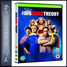 THE BIG BANG THEORY - COMPLETE SERIES SEASON 7  **BRAND NEW DVD **