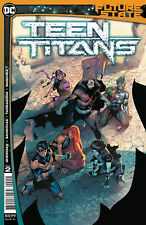 Future State Teen Titans #2 Red X 1st Print Dc 2021 Nm