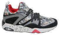 Puma Trinomic Blaze Of Glory x Veil Mens Trainers Lace Up Shoes 358357 01 U104