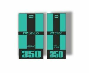 STAR SAM® BIKE HUB STICKERS DT Swiss 240S Straightpull ADHESIVES STICKER