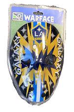 MLS Soccer Los Angeles LA GalaxyFull Size War Face FAN MASK NEW CAP HAT