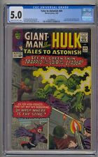 TALES TO ASTONISH #69 CGC 5.0