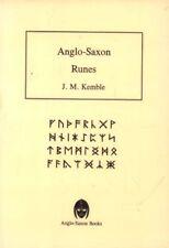 Anglo-Saxon Runes(Paperback Book)J.M. Kemble-1991-Good