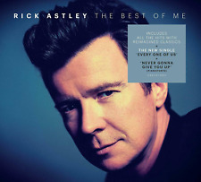 """RICK ASTLEY """"THE BEST OF ME"""" HITS & REIMAGINED CLASSICS 2CD Released 25/10/2019"""