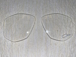 Cazal 163 & 671 Clear Replacement Lenses (Pair)
