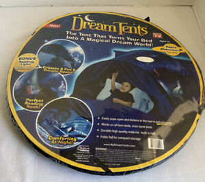 Dream Tent New Original Package Space Adventure Theme 3+ As Seen On Tv