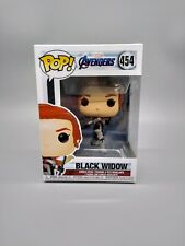 🔥Black Widow Funko Pop #454 Entertainment Earth Exclusive Marvel Avengers🔥