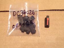 NOS, Millett Dual CRIMP 36026, Orange Front Sight Fits Colt 1911/Browning &&...