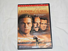 Legends Of The Fall (DVD, Rated R, Widescreen, Special Edition, Brad Pitt)