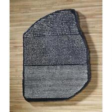 British Museum Rosetta Stone Egyptian Stele Sculpture Replica Reproduction
