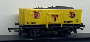 WRENN RAILWAYS NTG Tilbury coal wagon OO Gauge