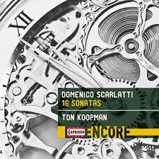 Domenico Scarlatti: 16 Sonatas [New CD]