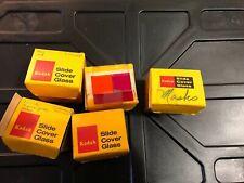 "Mix lot Kodak Wratten Gelatin Filter Filter 52X52mm 2X2"""