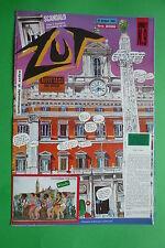 ZUT Anno I° n.9 Giugno 1987 Settimanale di satira ANDREA PAZIENZA VINCINO VAURO