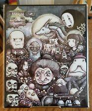 Spirited Away 8x10 Signed Print Miyazaki