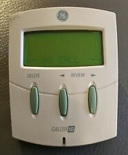 Vintage GE Caller ID Box Model 2-9030A