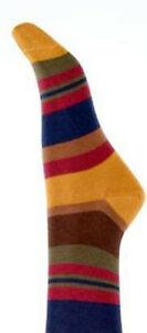 72607-1110 Crönert Tights Knitted Tights Ringel Camel 38 - 46