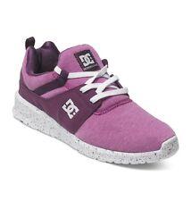 Scarpe Donna Training DC Shoes Heathrow Viola Purple Chaussures Schuhe