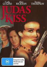 DVD Judas Kiss (1998) Carla Gugino, Alan Rickman, Emma Thompson, Simon Baker