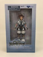 "Kingdom Hearts Series 1.5 Sora 6"" action figure Walgreens Diamond Select Sealed"