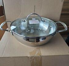 Princess House Classic 2-Qt. Round Casserole New With Box!
