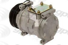 Global Parts Distributors 6511526 New Compressor And Clutch