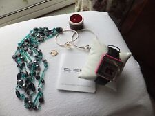 Job lot of gold and silver jewellery