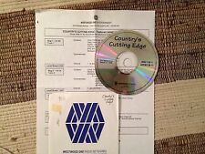 Radio Show: COUNTRY'S CUTTING EDGE 6/6/98 JOE DIFFIE/CLAY WALKER 13 TUNES/I HOUR