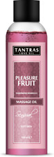 olio per massaggi IntimateLine Tantras Oil Pleasure Fruit