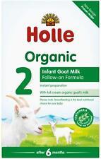 Holle Organic Goat Milk Nutrition 6+ 400g