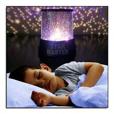 Star Master Proiettore lampada stelle da tavolo led cielo stellato costellazione