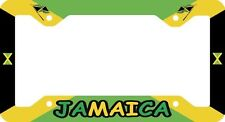 JAMAICA WE LOVE LICENSE PLATE FRAME