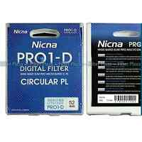 Nicna Pro1-D Digital Slim Pro-MC CPL Circular PL 55mm Lens Filter for Kenko Hoya
