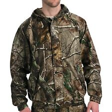 REMINGTON SCENT CONTROL WATERPROOF REALTREE HUNTING JACKET