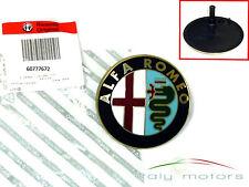 Alfa Romeo 155 / 164 original Emblem Klappemblem Heckklappe Heck NEU 60777672