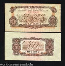 VIETNAM SOUTH 1 DONG P R4 1963 BUNDLE SCHOOL AUNC CURRENCY MONEY LOT 1,000 NOTE