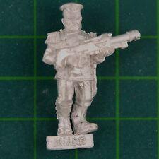 Astra Militarum mordian Iron Guard lsaergewehr #5 Warhammer 40k Metal 0010m