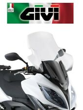 Windscreen specific clear KYMCO Xciting R 300i-500i 2010 D295ST GIVI