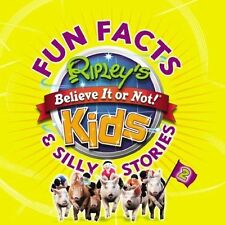 Ripley's Fun Facts and Silly Stories 2 (Ripleys Believe It Or Not)