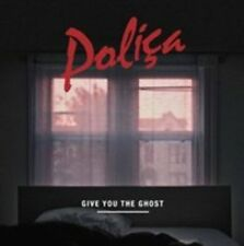 Polica Give You The Ghost 11 Track CD Album in Digipak From 2012