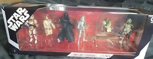 Star Wars 30th Anniversary Clones And Commanders Gift Pack - New, Factory Sealed