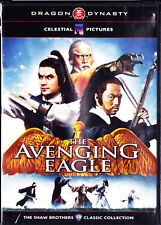 Avenging Eagle (DVD, Widescreen, 2011) New