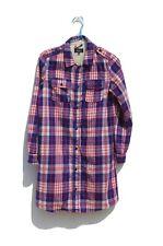 APC Plaid Wool Dress S