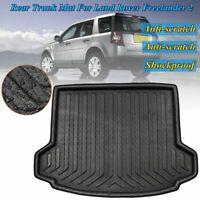 Trunk Cargo Boot Liner Mat Boot Tray Floor Mat For Land Rover Freelander 2