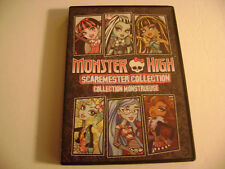 Monster High: Scaremester Collection / Collection Monstrueuse (DVD, 2015)