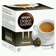 3 X Dolce Gusto Crema d'Oro Coffee Pods 16/box 16 servings in UK 4 fast delivery
